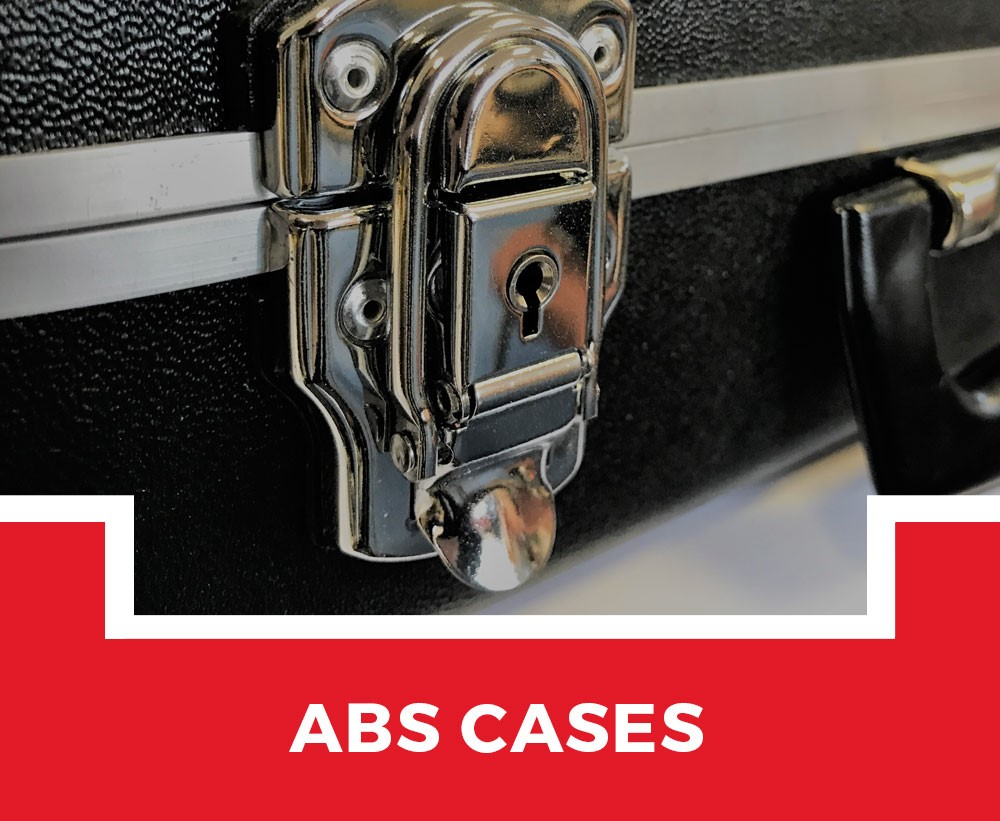 Custom Made ABS Cases from Topper Cases Cambridgeshire
